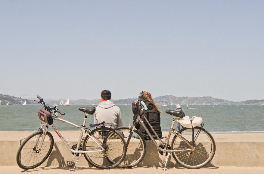 verken Spanje op de fiets