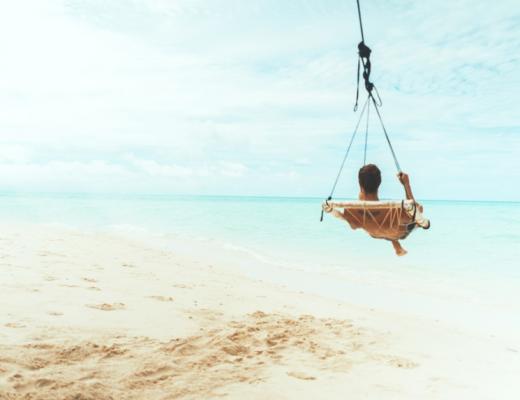 zo krijg je een vakantie gevoel