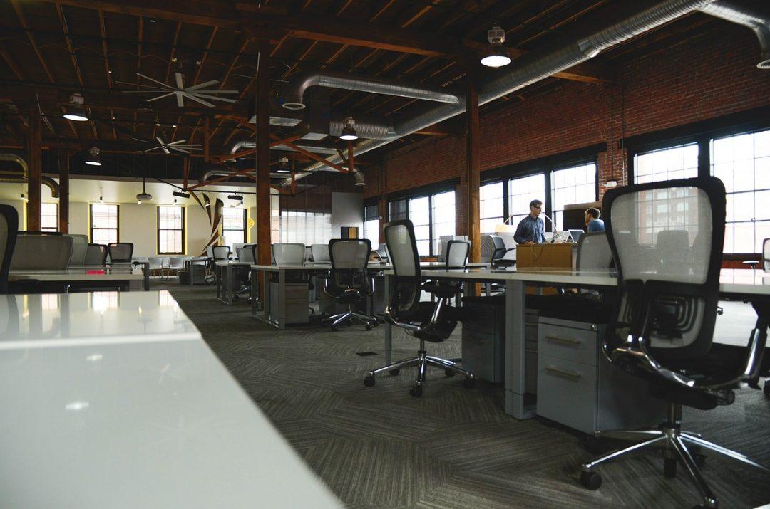 kantoor inrichting