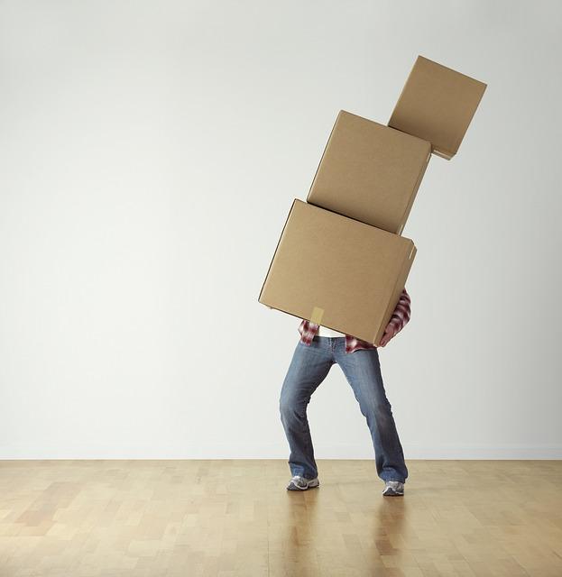 zonder stress verhuizen